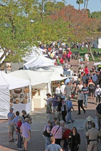 Scottsdale Arts Festival Kicks Off This Weekend