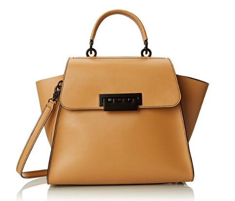 ZAC Zac Posen Eartha Unlined Top Handle Bag