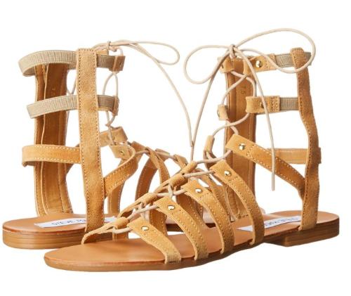 Steve Madden Women's Sparra Gladiator Sandal