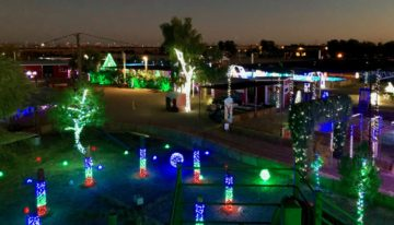 Visit Vertuccio Farms for the Must-See Lights at the Farm Celebration