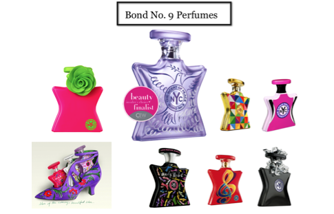 Bond… No. 9 Bond: Perfumes and Unisex Colognes James Bond Would Love