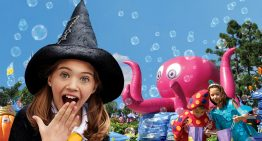 Trick or Treat at SeaWorld's Halloween Spooktacular Every Weekend