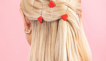 We're Head-Over-Heels For These Romantic Hairstyles