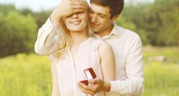 Signs He Might Pop The Question On Valentine's Day
