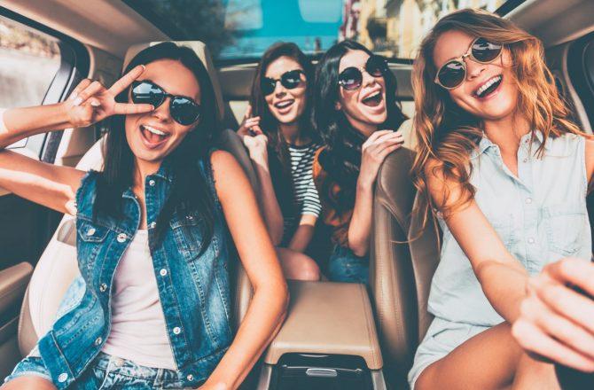 5 Roadside Travel Tips for Smart Chicks