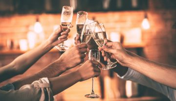Toast to the New Year with Veuve Clicquot at Pomelo at The Orchard