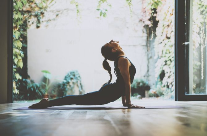 Get Your Yoga Flow on For Free with Lelli Shop