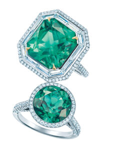 Tiffany-EmeraldRings