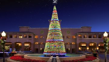 Be Enchanted in a Winter Wonderland at Fairmont Scottsdale Princess