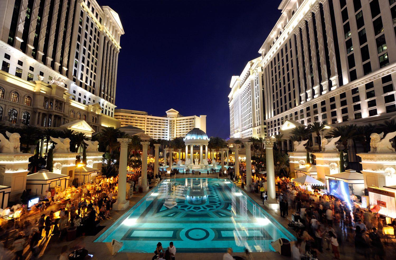 Vegas Uncork'd By Bon Appetit's Grand Tasting At Caesars Palace