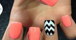 "Do It Yourself ""Odd Nail Out"" Summer Nail Art"