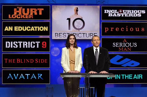 2010 Oscar Nominations Announced
