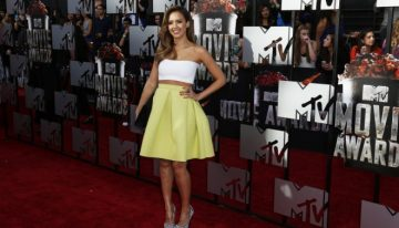 Best Dressed at MTV Movie Awards 2014