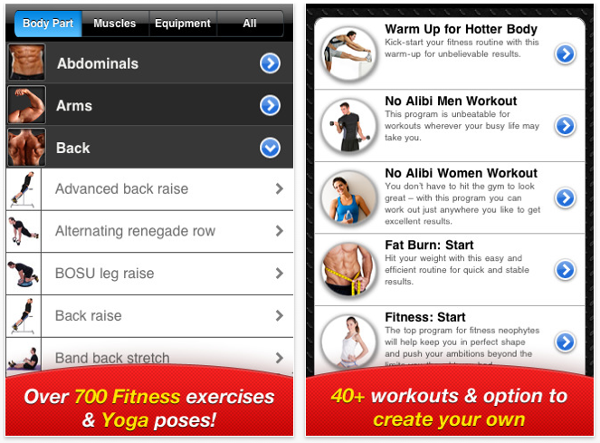 5 Best Fitness Apps for Your iPhone