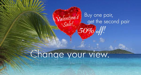 Valentine's Opti-Sale