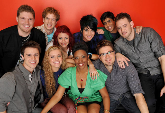 american idol contestants season 8. American Idol contestants