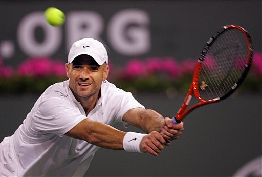 Andre Agassi to Play in CTCA at Surprise Tennis Center