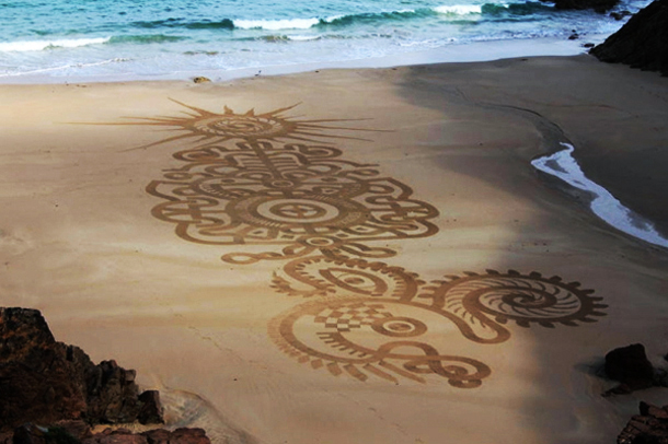 andres amador beach art 004