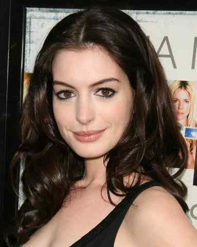 ... the latest language law-breaker seems to be the lovely Anne Hathaway.