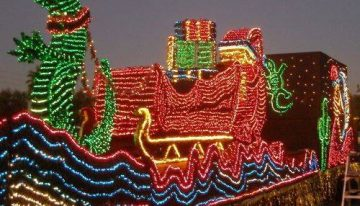 Where to See Holiday Lights in Phoenix