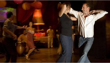 Salsa Dancing in Arizona