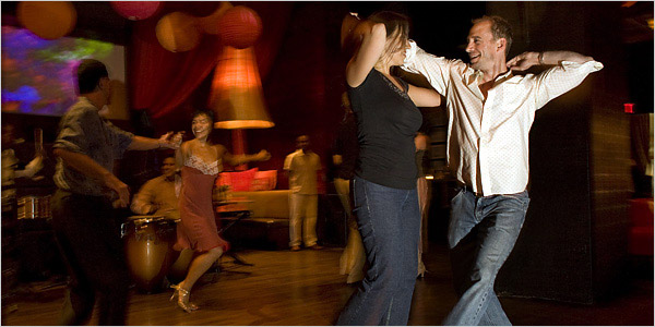 Salsa Dancing in Arizona