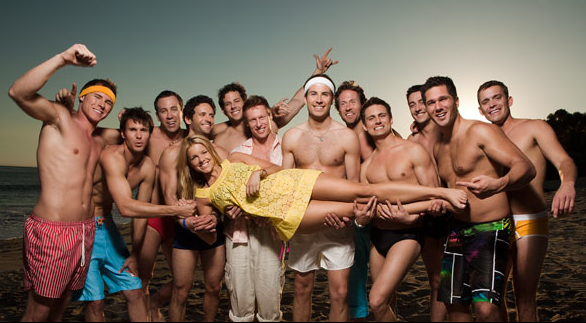 """""""The Bachelorette"""" with Ali Fedotowsky"""