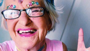 Hip 72-Year-Old Grandma Earns Millions Of Instagram Followers