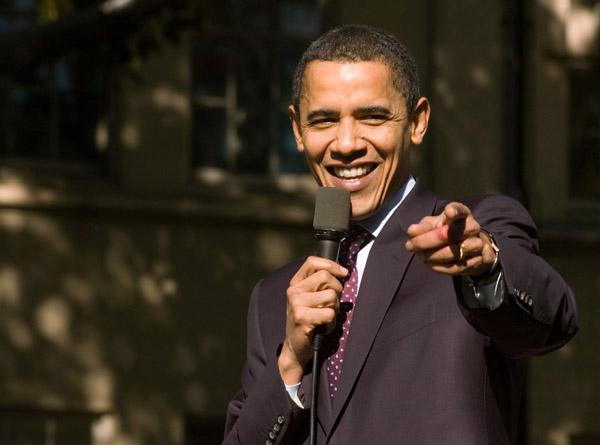 Obama to Speak in Mesa