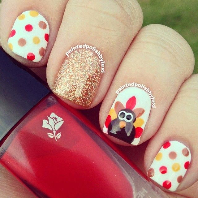 Do it yourself thanksgiving nail art bb33f5865e2e293a1fcf66ac7c3e7722 solutioingenieria Images