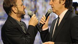 Paul McCartney, Ringo Starr Introduce 'Beatles: Rock Band'
