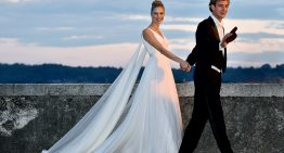 Beatrice Borromeo Gives Us the Ultimate Wedding Gown Envy