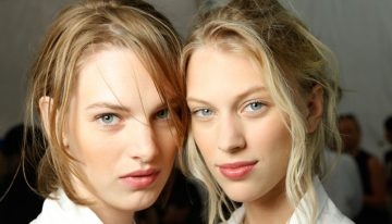 Makeup From New York Fashion Week: 2014 Trends