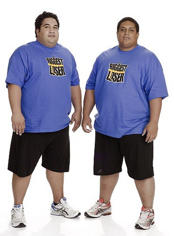 "before and after biggest loser photos. ""The Biggest Loser"""