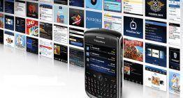 New BlackBerry App World