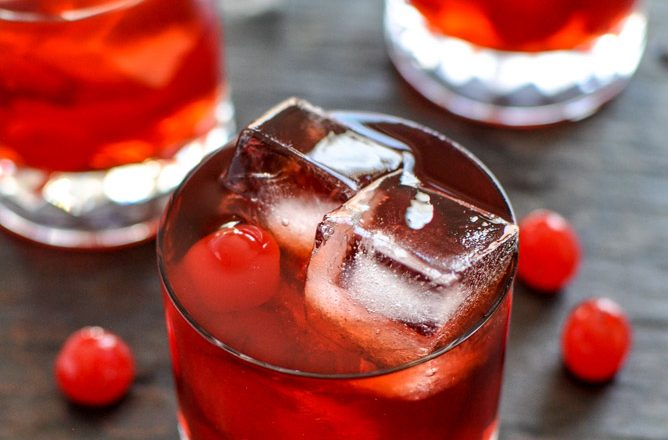 3 Chic Cocktails to Celebrate Whiskey Day