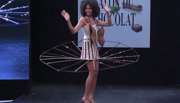 2015 Chocolate Fashion Show Brings Fashion And Sugar Together