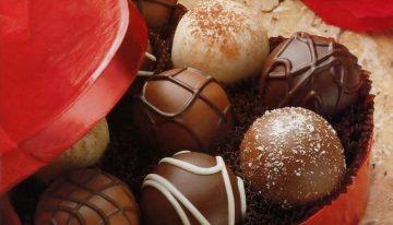 Valentine's Day Phoenix Chocolate Shops