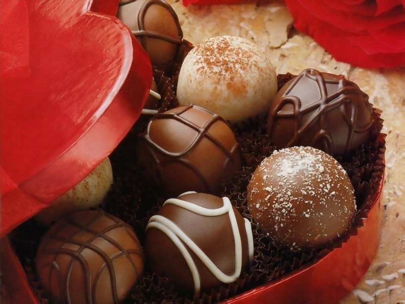 valentine's day phoenix chocolate shops, Ideas