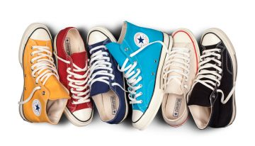 On Trend: Fresh Ways to Wear Your Converse