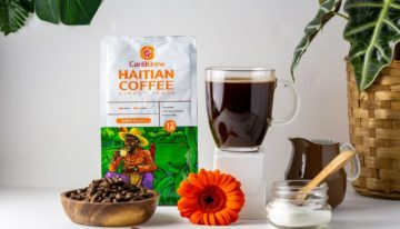 CariBBrew Haitian Grown Coffee and Skin Products