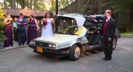 "Wedding Theme of The Week: ""Back to the Future"""