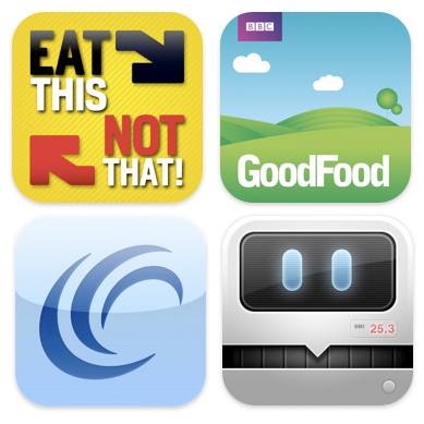 5 Best Diet Apps for Your iPhone