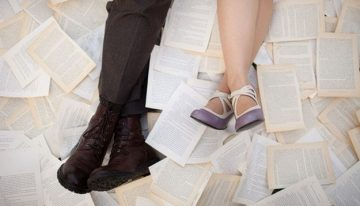 Wedding Theme of the Week: Book-Inspired