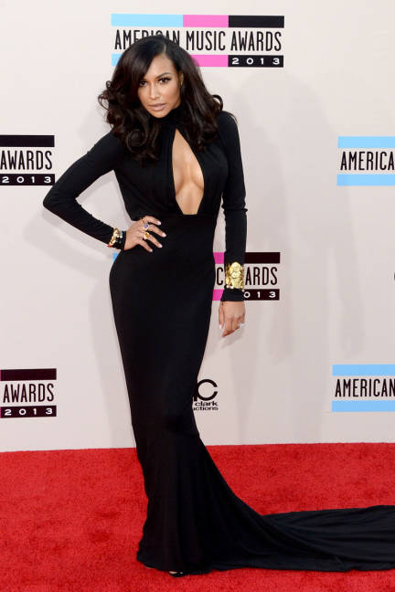 elle-american-music-awards-naya-rivera-xln-lgn