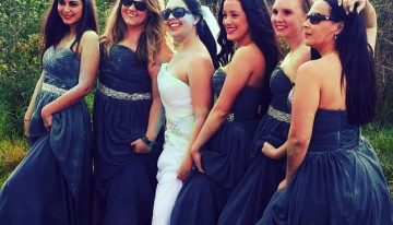 Woman Destroys Wedding Dress In Style When Fiancé Dumps Her