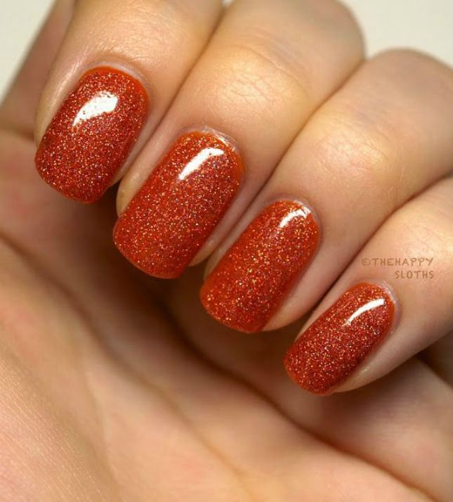 Prettyfulz Fall Nail Art Design 2011: Do It Yourself Thanksgiving Nail Art