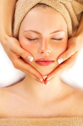 facial at skin & body works