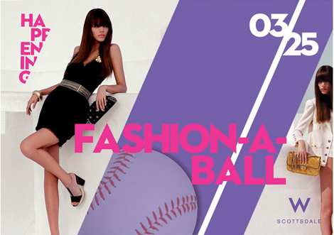 2011 Fashion-A-Ball: End of Spring Training Celebration