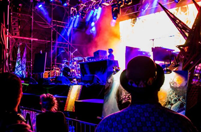 Tucson's Gem & Jam Festival Releases Line Up